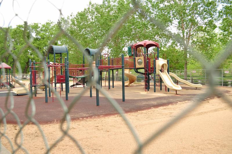Lions Park playground updates