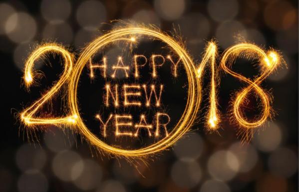 Happy New Year, 2018!