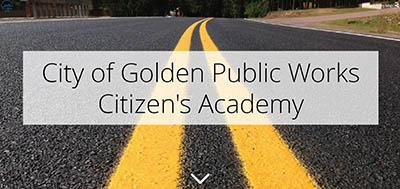 PW Citizens Academy