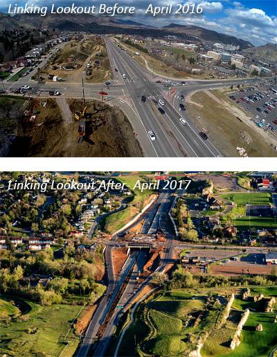 Linking Lookout Before and After