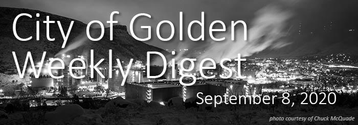 Weekly Digest September 8 2020