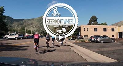 Keeping it Wheel Group Riding