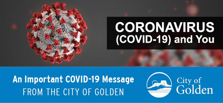 Coronavirus information from COG