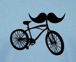 Mustache Bike