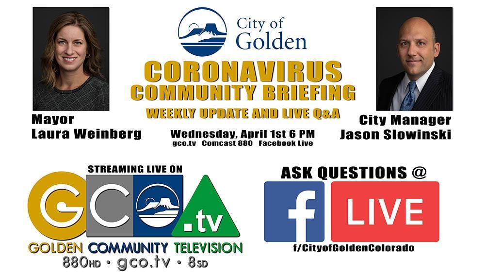 Community Briefing April 1 2020