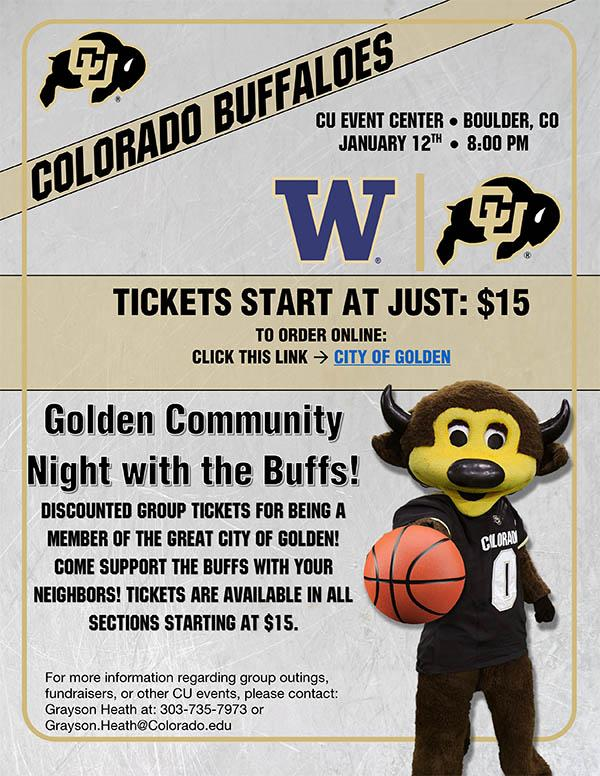 CU Basketball Community Night