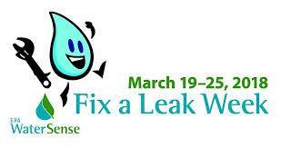 Fix a Leak Week