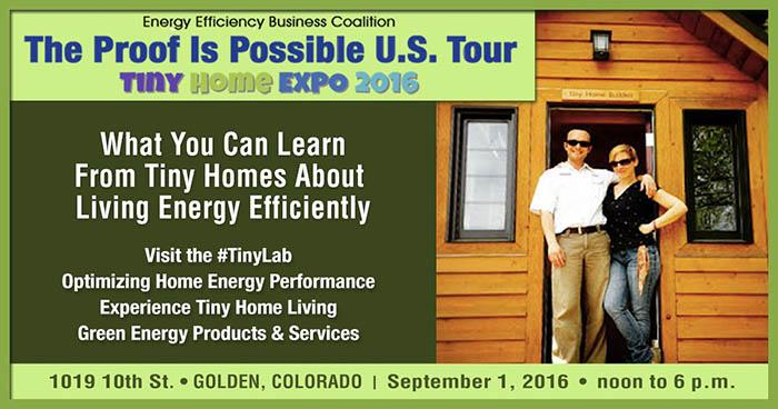 Tiny Home Expo 2016