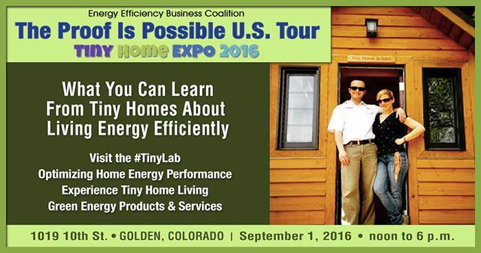 Tiny Home Expo 2016