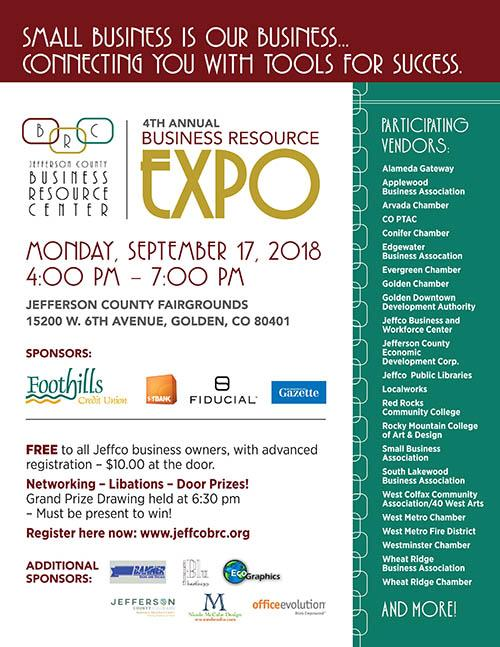 Business Expo 2018 Flyer