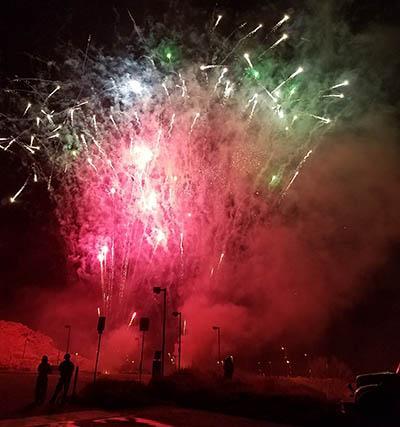 E-Days Fireworks