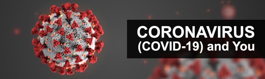 Coronavirus and you