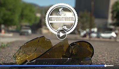 Keeping it Wheel video series Bike Hazards