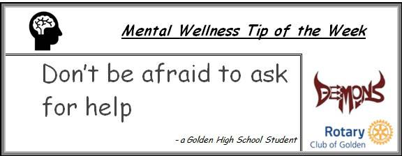 Mental Wellness Ask for help
