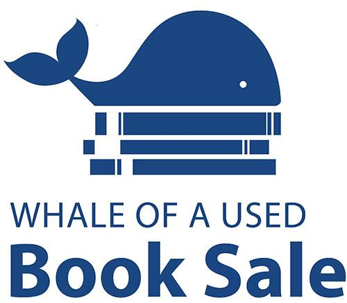 Whale of a Used Book Sale