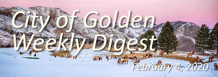 Weekly Digest February 4 2020