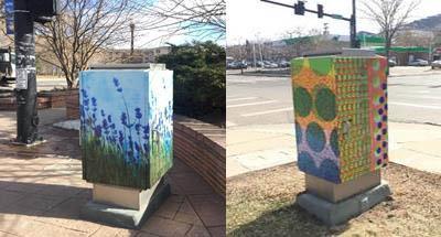 Signal Box Art