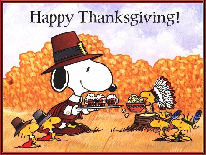 Happy Thanksgiving from the City of Golden