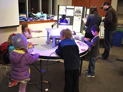Kids on Sustainability Night