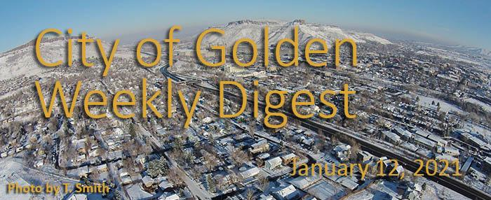 Weekly Digest January 12 2021