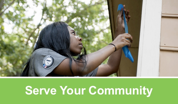 Serve Your Community