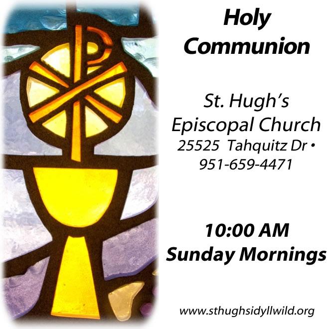 Invitation to join us on Sunday