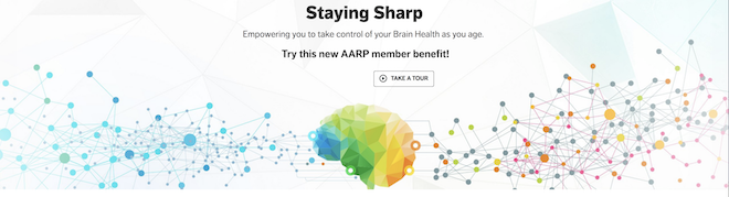 Staying Sharp from AARP