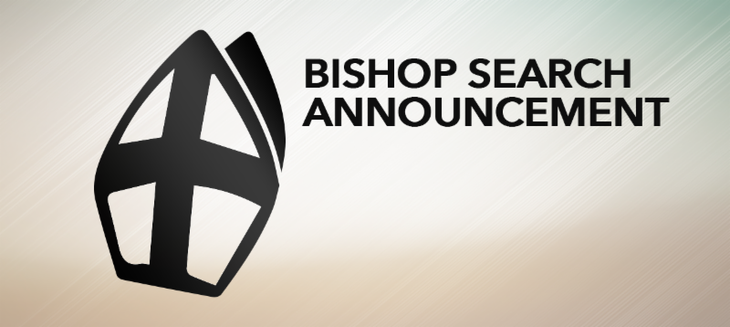 Announcement from EDSD about a bishop