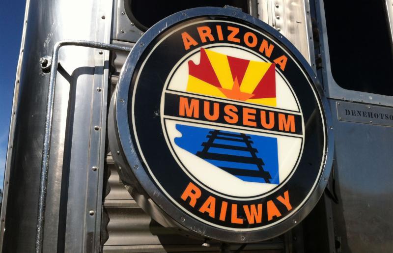 Arizona Railway Museum Logo
