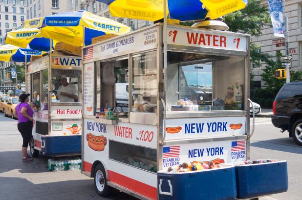 New York City Food Truck