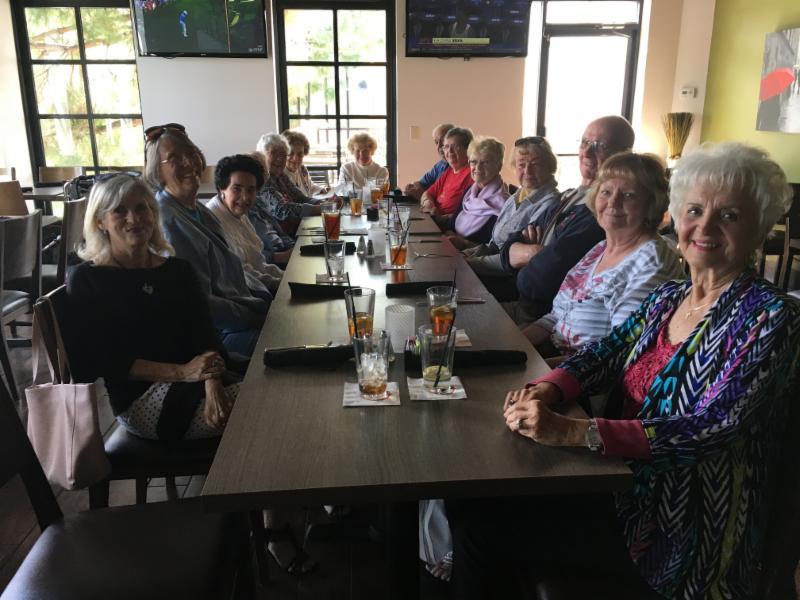 Dinner Groups for Singles April 2019