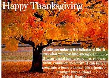 thanksgiiving