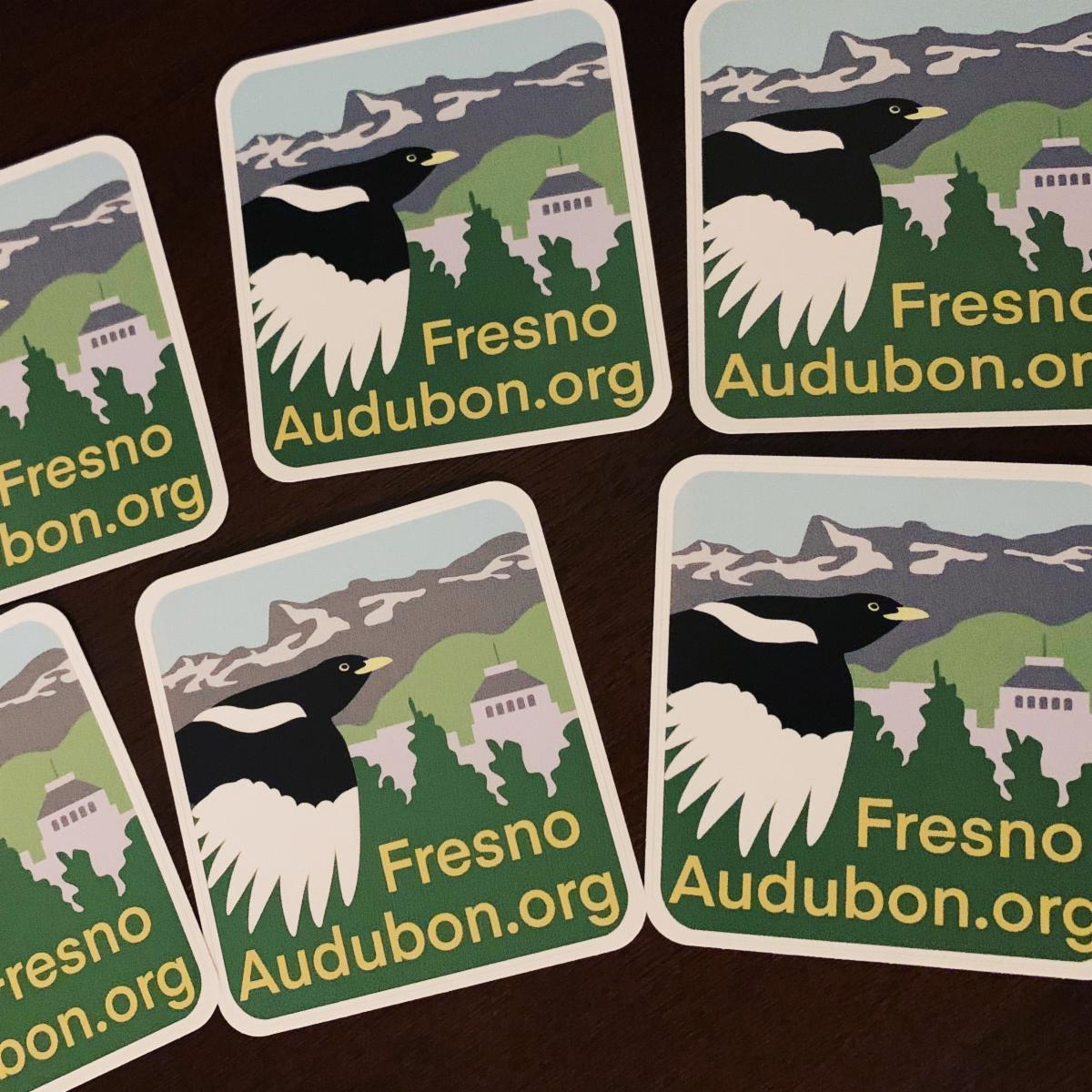 FAS stickers