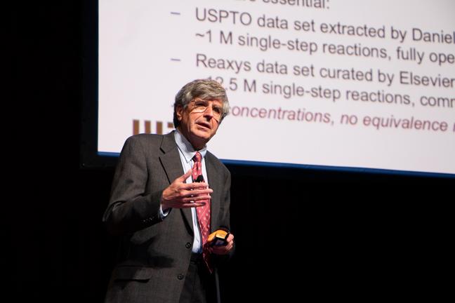 MIT Professor Klavs F. Jensen