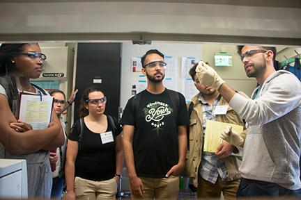 MIT MRL Summer Scholars program