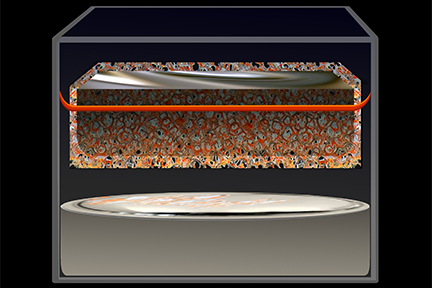 A type of battery first invented nearly five decades ago could catapult to the forefront of energy storage technologies, thanks to a new finding by researchers at MIT and other institutions. Illustration modified from an original image by Felice Fr