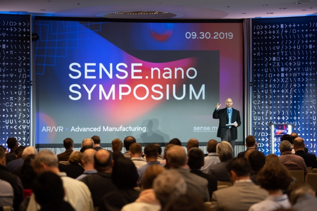 SENSE.nano received substantial interest in its 2019 call for proposals which made for stiff competition. David Sella photo.
