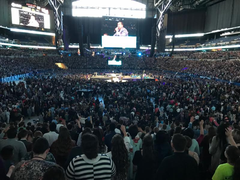 North American Youth Congress Report – World Network of Prayer