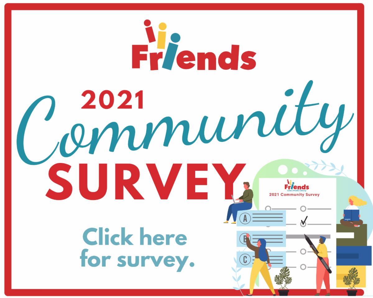 2021 Friends Survey