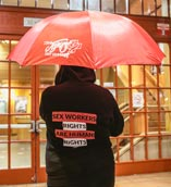 St. James Infirmary Bling Umbrella and Hoodie