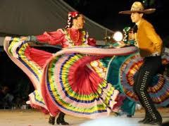 cervantino dancers