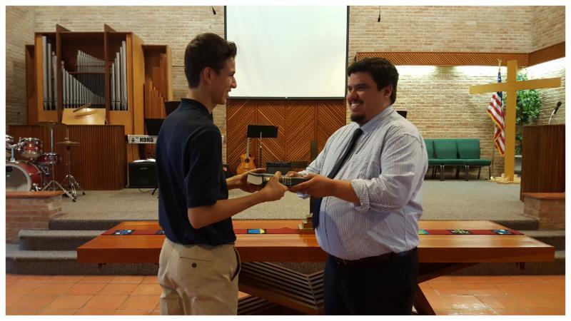 Bilingual Bible Presentation