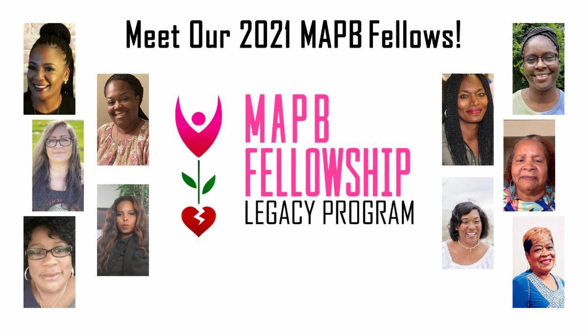 2021 Fellowship graphic