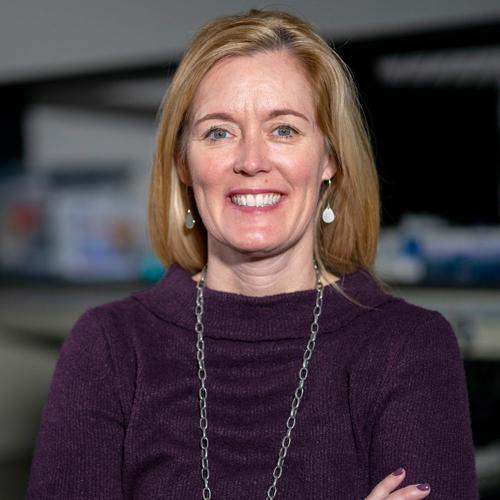Ms. Michelle Markstrom