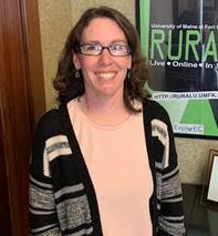 photo of Kirsten Hallowell, Administrative Specialist, Community Education
