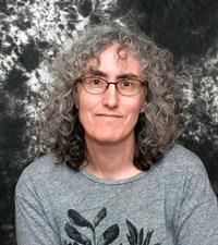 photo of Sofia Birden, Director of Library Services
