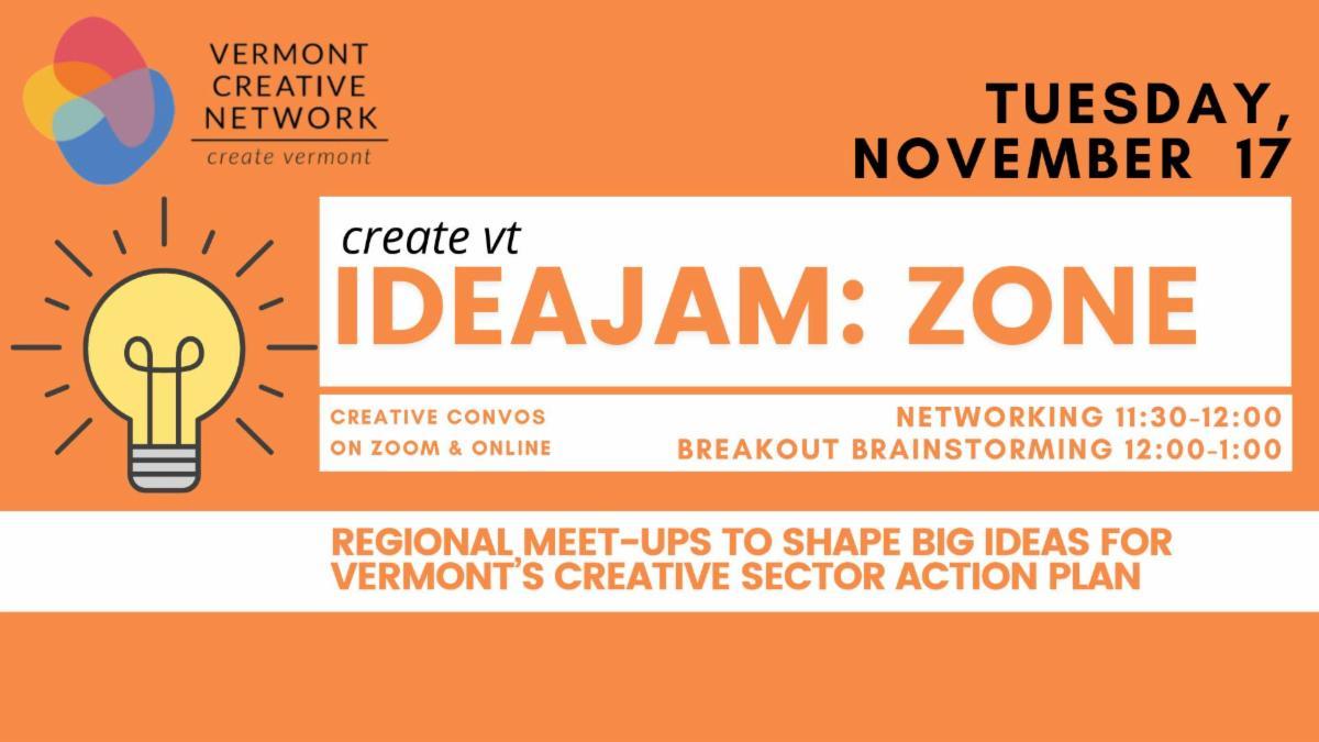 IdeaJam: Zones on Tuesday, November 11 2020