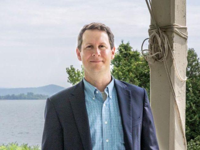 Ben Doyle president of Vermont Preservation Trust