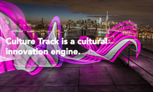 Culture Track is a cultural innovation engine.