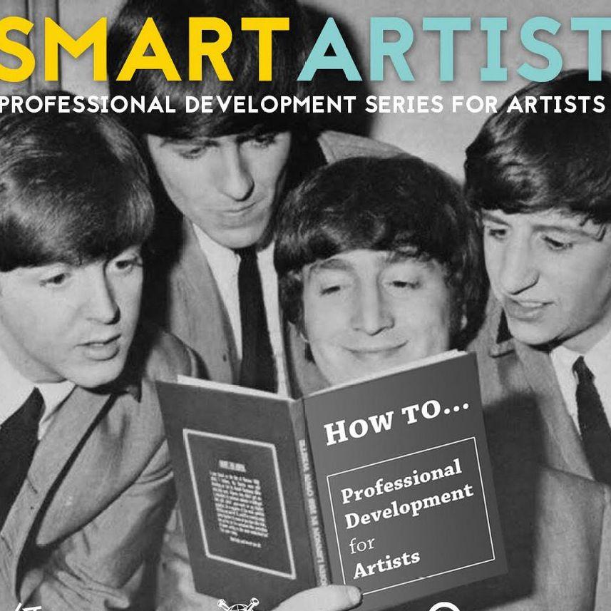 SMART ARTIST--Professional development series for artists